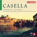 卡塞拉:管弦作品第四集 Casella:Orchestral Works, Vol. 4 (Gianandrea Noseda / BBC Philharmonic)