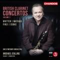 英國豎笛協奏曲第二集 (柯林斯, 豎笛&指揮 / BBC交響樂團) British Clarinet Concertos, Vol. 2 (Michael Collins, BBC Symphony Orchestra)