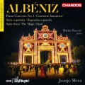 阿爾貝尼茲:管弦樂作品 (BBC愛樂 / 璜侯.梅納) Albéniz: Orchestral Works (BBC Philharmonic, Juanjo Mena)