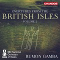 英國序曲集 Vol. 2 (魯蒙.甘巴 / BBC威爾斯國家管弦樂團)  Overtures from the British Isles, Vol. 2 (BBC National Orchestra of Wales, Rumon Gamba)