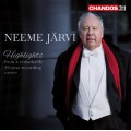 尼米.賈維三十年錄音生涯精選回顧 Neeme Järvi Highlights from a remarkable 30-year recording career