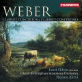 韋伯:豎笛協奏曲、豎笛小協奏曲 Weber:Clarinet Concertos & Clarinet Concertino