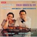 蕭士塔高維契:小提琴奏鳴曲Op.134 │施尼特凱:第1號小提琴奏鳴曲、古風奏鳴曲 Shostakovich & Schnittke:Violin Sonatas