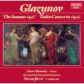 葛拉祖諾夫 / 四季芭蕾組曲&小提琴協奏曲 Glazunov: Seasons/Concerto For Violin An