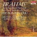布拉斯姆:法國號三重奏、豎笛三重奏奏 Brahms:Horn Trio、Clarinet Trio