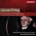 葛利格:交響舞曲、十字軍西古爾德、6首管弦樂伴奏歌曲 Grieg:Symphonic Dances Op.64、Six Songs for voice and orchestra