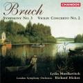 布魯赫:第三號交響曲、第二號小提琴協奏曲 Bruch:Symphony No. 3 ETC.