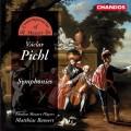 皮契爾:五首交響曲 Pichl:Symphonies (Bamert, London Mozart Players)