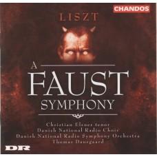 李斯特:浮士德交響曲 Liszt:A Faust Symphony