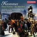 克羅瑪:大組曲與進行曲 Krommer:Partitas & Marches (Academy of St. Martin in the Fields Wind Ensemble / Bastiaan Blomhert)
