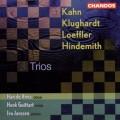 卡恩/克魯哈特/羅弗勒/亨德密特:三重奏作品集 Trios for Oboe, Viola and Piano