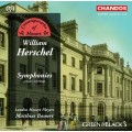 赫雪爾:交響曲集 Herschel:Symphonies (Bamert, London Mozart Players)