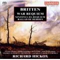 布列頓:戰爭安魂曲, 作品66 Britten:War Requiem, Op. 66
