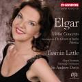 艾爾加:小提琴協奏曲 (泰絲敏.里托, 小提琴 / 安德魯.戴維斯 / 皇家蘇格蘭國家管弦樂團) Elgar:Violin Concerto (Tasmin Little, violin / A. Davis / Royal Scottish National Orchestra)