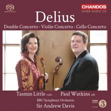 戴流士:小提琴協奏曲、雙重協奏曲 & 大提琴協奏曲 Delius:Violin Concerto, Double Concerto & Cello Concerto