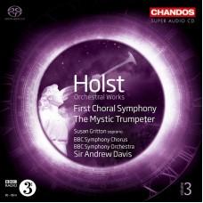 霍爾斯特:管弦作品第三集 Holst:Orchestral Works Volume 3