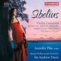 西貝流士:小提琴協奏曲 Sibelius:Violin Concerto etc.