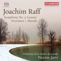 拉夫:第五號交響曲 (尼米.賈維, 瑞士羅曼德管弦樂團) Joachim Raff: Orchestral Works Vol. 2 (Neeme Järvi, Orchestre de la Suisse Romande)