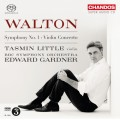 華爾頓:第一號交響曲、小提琴協奏曲 Walton:Symphony No. 1 & Violin Concerto