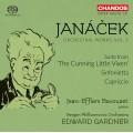 楊納傑克:管弦作品第一集 (巴佛傑, 鋼琴) Janacek:Orchestral Works, Vol. 1 (Bavouzet)