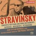 史特拉文斯基:鋼琴與管弦樂團作品集 Stravinsky:Works for piano and orchestra (Bavouzet)