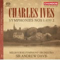 艾伍士:管弦作品第一集 - 第一、二號交響曲 Ives:Orchestral Works, Vol. 1 - Symphony Nos.1 & 2