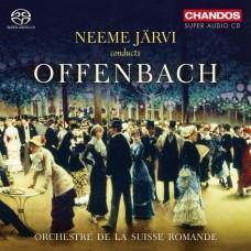 奧芬巴哈:管弦作品 (賈維 / 瑞士羅曼德管弦樂團) Neeme Jarvi conducts Offenbach