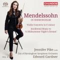 孟德爾頌在伯明罕第四集~小提琴協奏曲、仲夏夜之夢 (加德納 / 伯明罕市立交響樂團 / 派克, 小提琴) Mendelssohn in Birmingham, Vol. 4