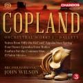 柯普蘭:管弦作品第一集 - 芭蕾音樂 (威爾森 / BBC愛樂) Copland:Copland: Orchestral Works, Vol. 1 - Ballets (BBC Philharmonic, John Wilson)