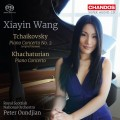 柴可夫斯基&哈察都量:鋼琴協奏曲 (王夏音, 鋼琴) Tchaikovsky, Khachaturian:Piano Concertos (Xiayin Wang / Royal Scottish National Orchestra / Peter Oundjian)