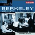 雷諾克斯.柏克萊:第4號交響曲/麥可.柏克萊:大提琴協奏曲;塵世愉悅花園 L. Berkeley and M. Berkeley