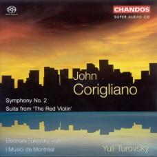 科里利亞諾:第2號交響曲、紅色小提琴組曲 Corigliano:Symphony No. 2 etc.