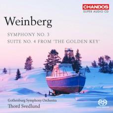 溫伯格:第三號交響曲 Weinberg:Symphony No.3
