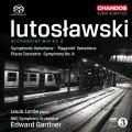 魯托斯瓦夫斯基:管弦作品第二集 Lutosławski:Orchestral Works 2