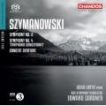 齊瑪諾夫斯基:第二、四號交響曲 & 音樂會序曲 Szymanowski:Symphonies Nos. 2 & 4 & Concert Overture