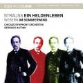芝加哥交響樂團 / 海汀克指揮 / 理查史特勞斯:英雄生涯 Strauss, R: Ein Heldenleben,  Webern: Im sommerwind