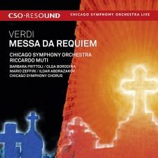 (2SACD) 威爾第:安魂曲 (慕提 / 芝加哥交響樂團) Verdi:Requiem ( Riccardo Muti / CSO)