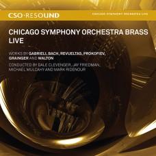 (SACD)芝加哥交響樂團銅管演奏會 Chicago Symphony Orchestra Brass Live