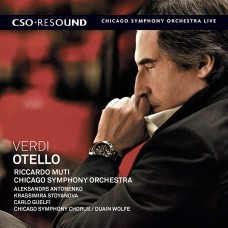 (2SACD)芝加哥交響樂團 / 慕提指揮 / 威爾第:歌劇「奧泰羅」 CSO / Riccardo Muti / Verdi: Otello