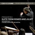 普羅高菲夫: 羅密歐與朱麗葉組曲 (慕提 / 芝加哥交響樂團) Prokofiev:Suites from Romeo and Juliet (Riccardo Muti / CSO)
