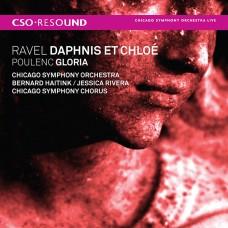 (SACD)芝加哥交響樂團 / 海汀克指揮 / 拉威爾:達芬尼與克羅依  CSO / Bernard Haitink / Ravel: Daphnis et Chloé