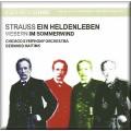 Strauss, R: Ein Heldenleben,  Webern: Im sommerwind