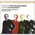 Strauss, R: Ein Heldenleben, Webern: Im sommerwind (SACD)