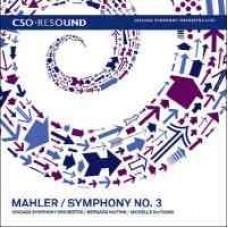 (2CD)芝加哥交響樂團 / 海汀克指揮 / 馬勒:第三號交響曲(絕版) CSO / Bernard Haitink / Mahler: Symphony No. 3