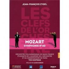 (DVD)斯特拉文斯基/火鳥 Les Clefs de l'orchestre : l'Oiseau de feu