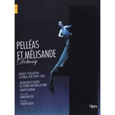 (DVD)德布西:佩利亞斯與梅麗桑德 (DVD)Debussy: Pelléas et Mélisande