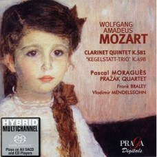 莫札特:豎笛室內樂作品 Mozart:Clarinet Chamber Music