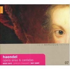 巴洛克之聲~韓德爾:詠嘆調精選 Baroque Voices 7 - Handel: Opera arias & cantatas