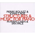 布列茲與凱吉:為鋼琴的結構與音樂 Pierre Boulez & John Cage:Structures & Music For Piano