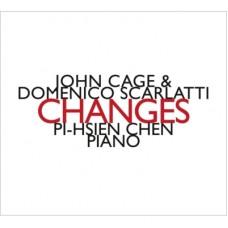 凱吉&史卡拉第:變化的音樂 John Cage & Domenico Scarlatti:Changes